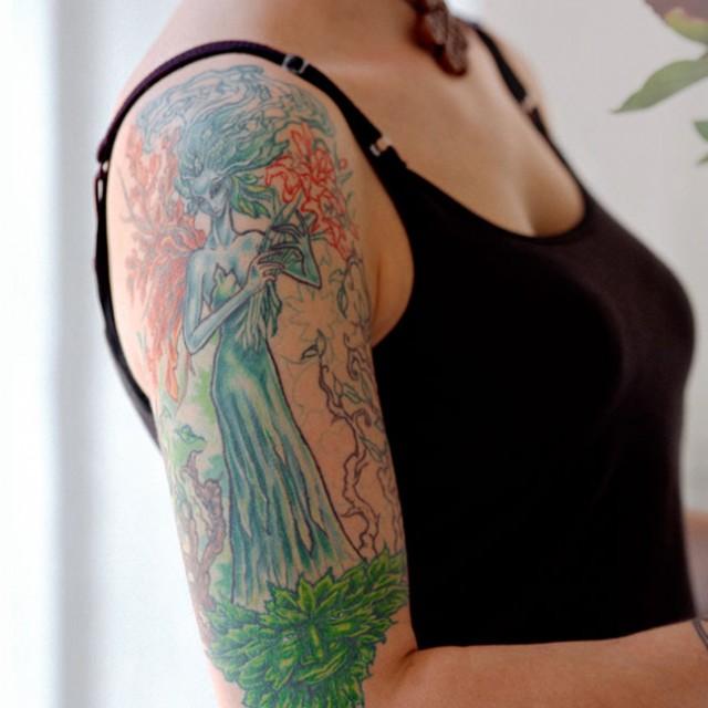 tattoo, dye, site, web development, ink,