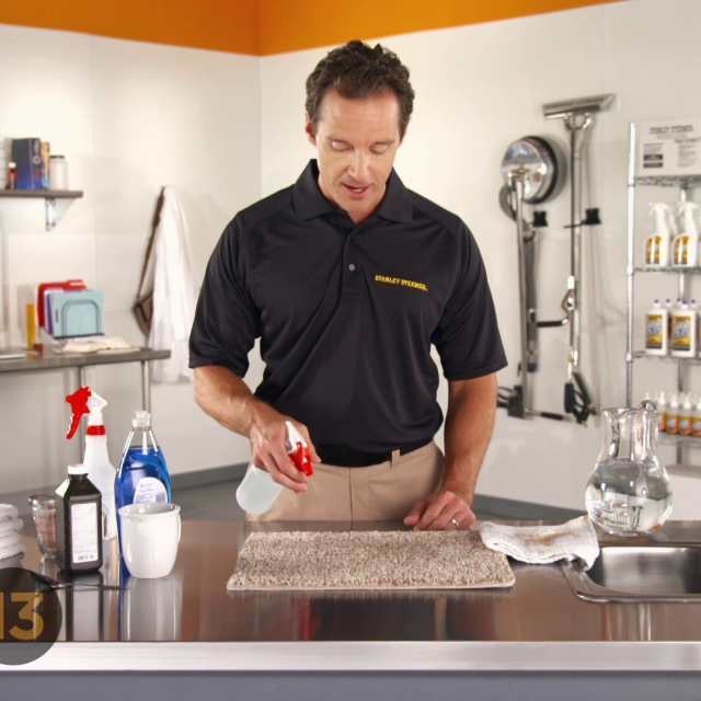 stanley steemer, carpet cleaning, spot removal, upholstery care, tile cleaning, grout color